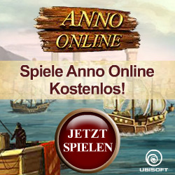 Anno Online Browsergame - Banner