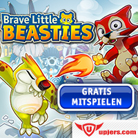 Brave Little Beasties Browsergame - Banner