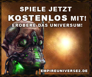 Empire Universe 2 Browsergame - Banner