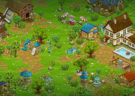 Goodgame Big Farm Browsergame