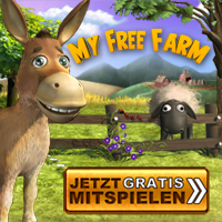 My Free Farm Browsergame - Banner
