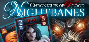 Nightbanes Browsergame - Banner