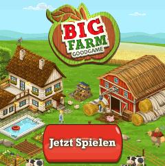 Goodgame Big Farm - Banner