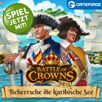 Battle of Crowns Browsergame Banner