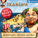 Ikariam Browsergame Banner