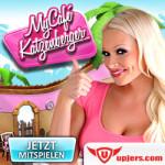 My Cafe Katzenberger Browsergame Banner
