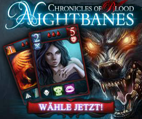 Nightbanes Browsergame Banner
