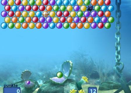 Jetzt kostenlos Bubble Shooter online spielen