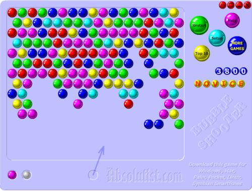 Bubble Shooter Auf Zylom