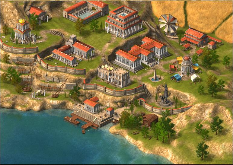 Grepolis Hafen