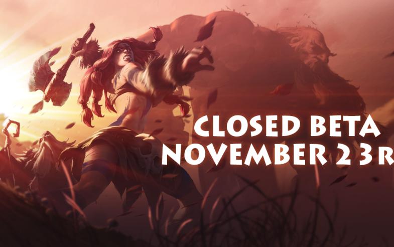 Albion Online Closed Beta Start